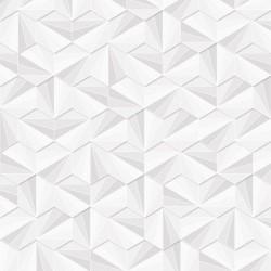 тапет Livio 3D фигури бяло...