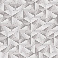 тапет Livio 3D фигури сиво...